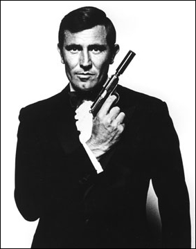 george lazenby interview