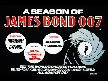 007 MAGAZINE | FACT FILES