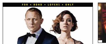 007 MAGAZINE ARCHIVE FILES - Skyfall - Daniel Craig as James Bond