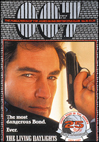 007 MAGAZINE Issue #16 - Timothy Dalton James Bond 007 The Living Daylights
