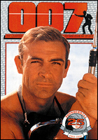 007 MAGAZINE Issue #23 - Sean Connery James Bond 007 Thunderball 25th anniversary special