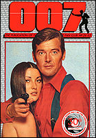 007 MAGAZINE Issue #26 - Roger Moore & Jane Seymour in Live And Let Die