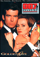 007 MAGAZINE Issue #29 Pierce Brosnan James Bond 007 GoldenEye