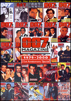 007 MAGAZINE Issue #38 21st anniversary special - the best of 007 MAGAZINE 1979-2000
