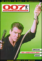 007 MAGAZINE Issue #41 Pierce Brosnan as James Bond 007 Die Another Day