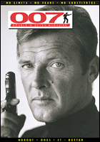 007 MAGAZINE ISSUE 46 Roger Moore as James Bond 007 in Live And Let Die