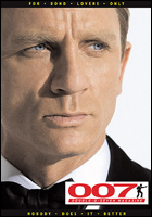 007 MAGAZINE ISSUE 51 - Daniel Craig as James Bond 007 in Quantum of Solace SOLD OUT!