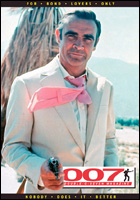 007 MAGAZINE Issue #52 - Sean Connery as James Bond in Diamonds Are Forever