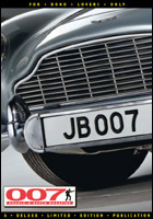 Aston Martin DB5 from Goldfinger and Thunderball