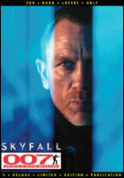 007 MAGAZINE #55 - Daniel Craig as James Bond 007 in Skyfall