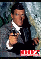 007 MAGAZINE #56 - Roger Moore as James Bond 007 in The Man With The Golden Gun (1974)