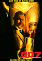 The 007 MAGAZINE 'GOLDFINGER Portfolio' Volume 5 76-page Limited Edition