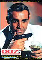 007 MAGAZINE ARCHIVE FILES - Sean Connery as James Bond 007 - File #1