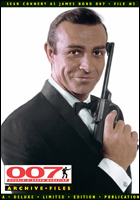 007 MAGAZINE ARCHIVE FILES - Sean Connery as James Bond 007 - File #2