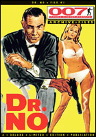 007 MAGAZINE ARCHIVE FILES - Dr. No - File #1 Dr. No poster artwork
