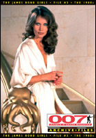 007 MAGAZINE ARCHIVE FILES - The James Bond Girls File #3 The 1980s