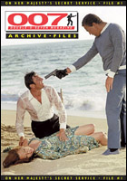 007 MAGAZINE ARCHIVE FILES - On Her Majesty's Secret Service File #1