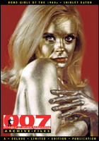 007 MAGAZINE ARCHIVE FILES: Bond Girls of the 1960s Shirley Eaton