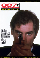 007 MAGAZINE ARCHIVE FILES - The Living Daylights & Licence To Kill