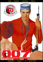 007 MAGAZINE Thunderball 50th Anniversary Special 76-page issue