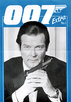 007 EXTRA #1 - Roger Moore James Bond 007 Octopussy