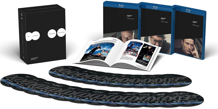 The Ultimate James Bond Collection Amazon Exclusive