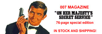 On Her Majesty's Secret Service 76-page special publication