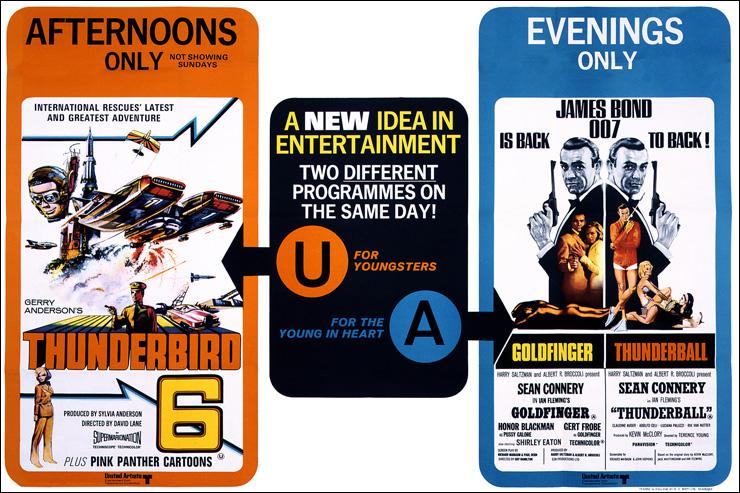 JAMES BOND 007 MAGAZINE | London Calling ! 007 in the cinema
