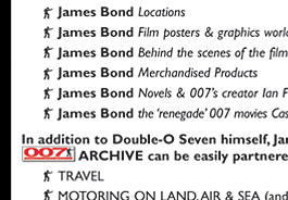 James Bond images
