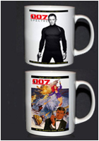 007 MAGAZINE Limited Edition SPECTRE mug