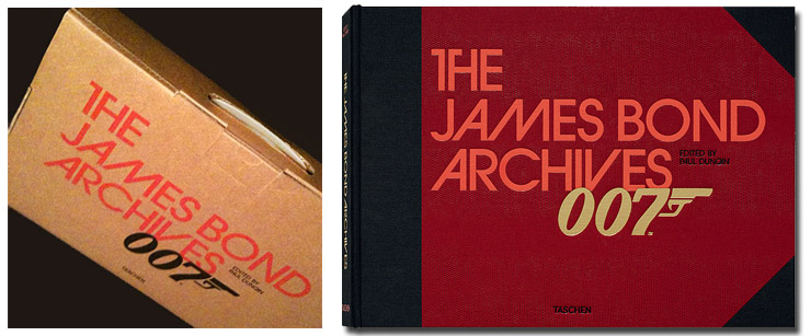 The James Bond Archives 007 edited by Paul Duncan