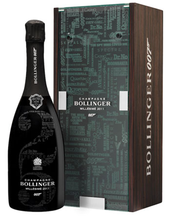 Bollinger 007 Limited Edition