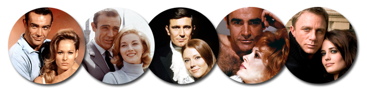 Dr. No, From Russia With Love, On Her Majesty's Secret Service, Diamonds Are Forever & Casino Royale to be screened at Cannes