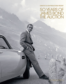 50 Years of James Bond - The Auction