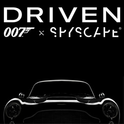 Presales now open for DRIVEN: 007 x SPYSCAPE