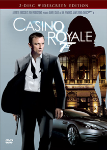 Casino Royale 2-Disc DVD