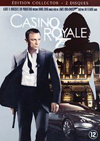 French Region 2 DVD Casino Royale (2006)