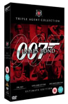 Triple Agent Pack Red Box
