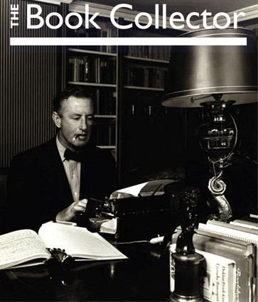 Ian Fleming The Book Collector