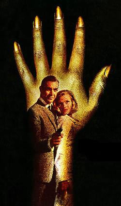Goldfinger alternate poster artwork