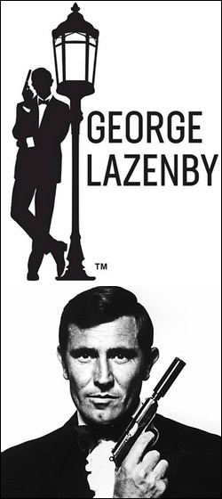 JAMES BOND ACTOR GEORGE LAZENBY LAUNCHES OFFICIAL WEBSITE