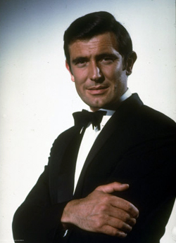 George Lazeny as James Bond in On Her Majesty's Secret Service (1969)