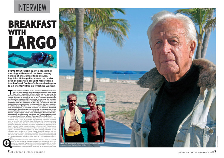 Breakfast With Largo - John McLaughlin interview