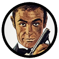 Diamonds Are Forever (1971) Sean Connery as James Bond 007