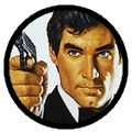 The Living Daylights (1987) Timothy Dalton as James Bond 007