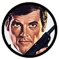 The Man With The Golden Gun (1974) Roger Moore as James Bond 007