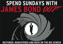 Classic James Bond returns to the big screen this summer!