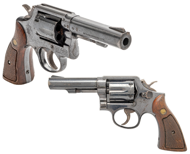 Smith & Wesson .38 Die Another Day