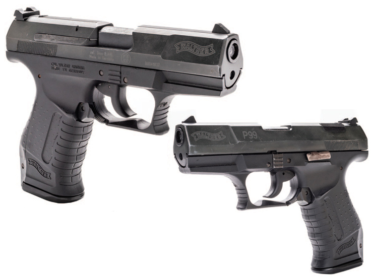 Walther P99 - Hero gun Tomorrow Never Dies