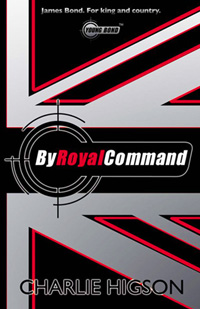 Young Bond Book 5 - By Royal Command